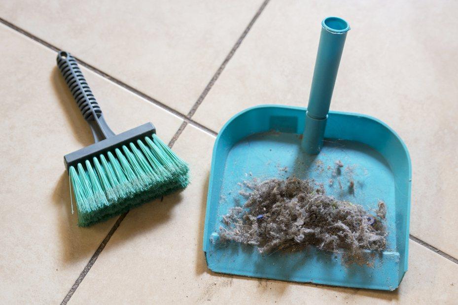年末許多家庭都會進行大掃除。圖片來源/ingimage
