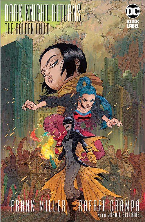 圖:DC comics