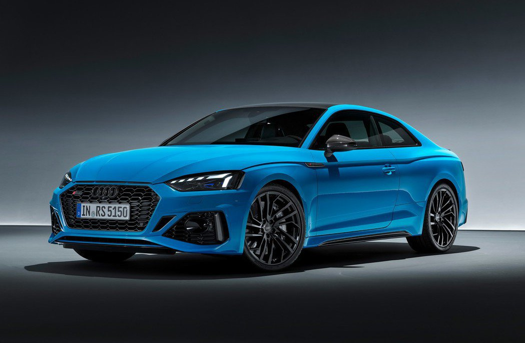 Audi RS 5 Coupe。 圖/Audi提供