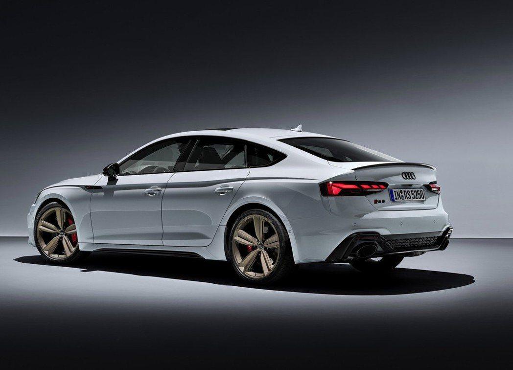 Audi RS 5 Sportback。 圖/Audi提供