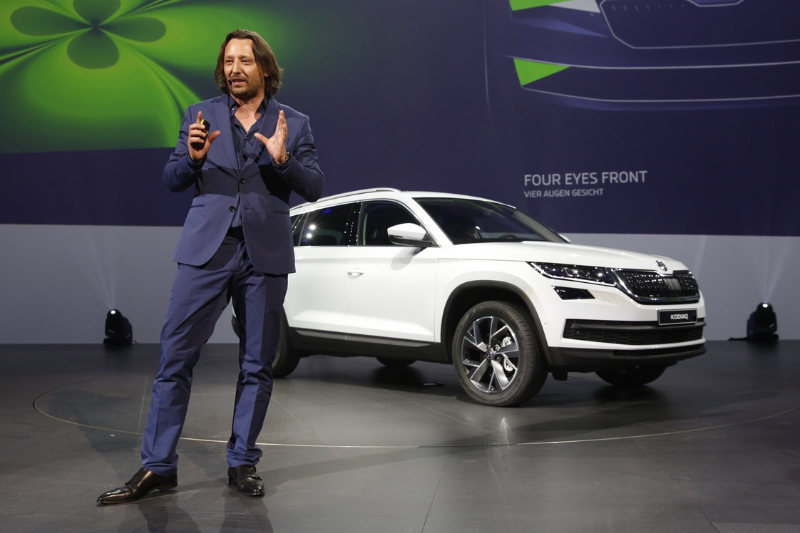 福斯還是我的家 在BMW待兩年的Jozef Kabaň將回鍋擔任Volkswagen設計總監!