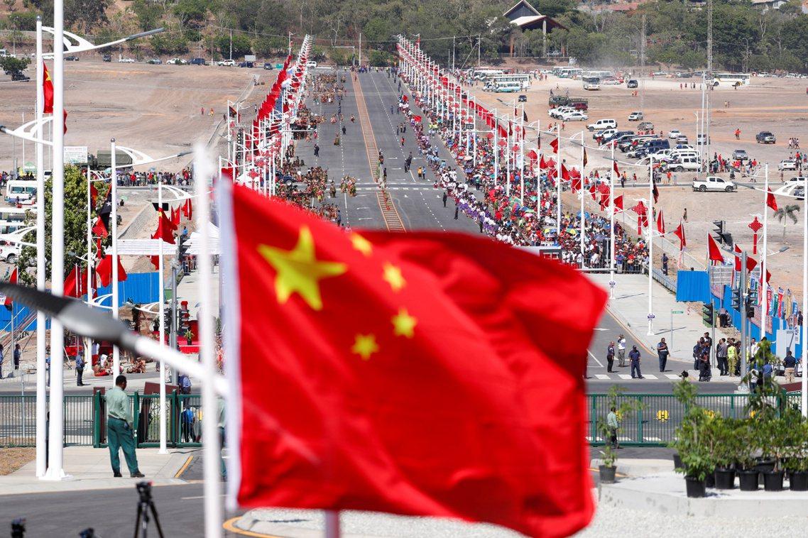 巴紐與中國的關係本就密切,北京政府仍可透過巴紐中央政府來取得重要礦產,「布干維爾...