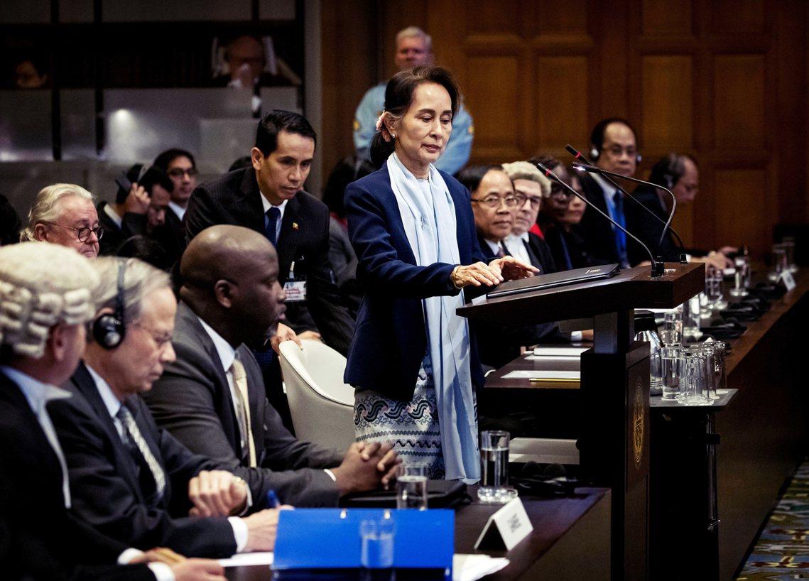 一般國際多公認,緬甸鎮壓羅興亞已然構成種族清洗。但是否達種族滅絕? 圖/歐新社