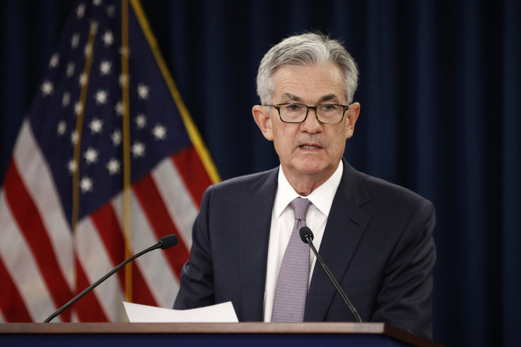 Fed主席鮑爾(本報系資料庫)