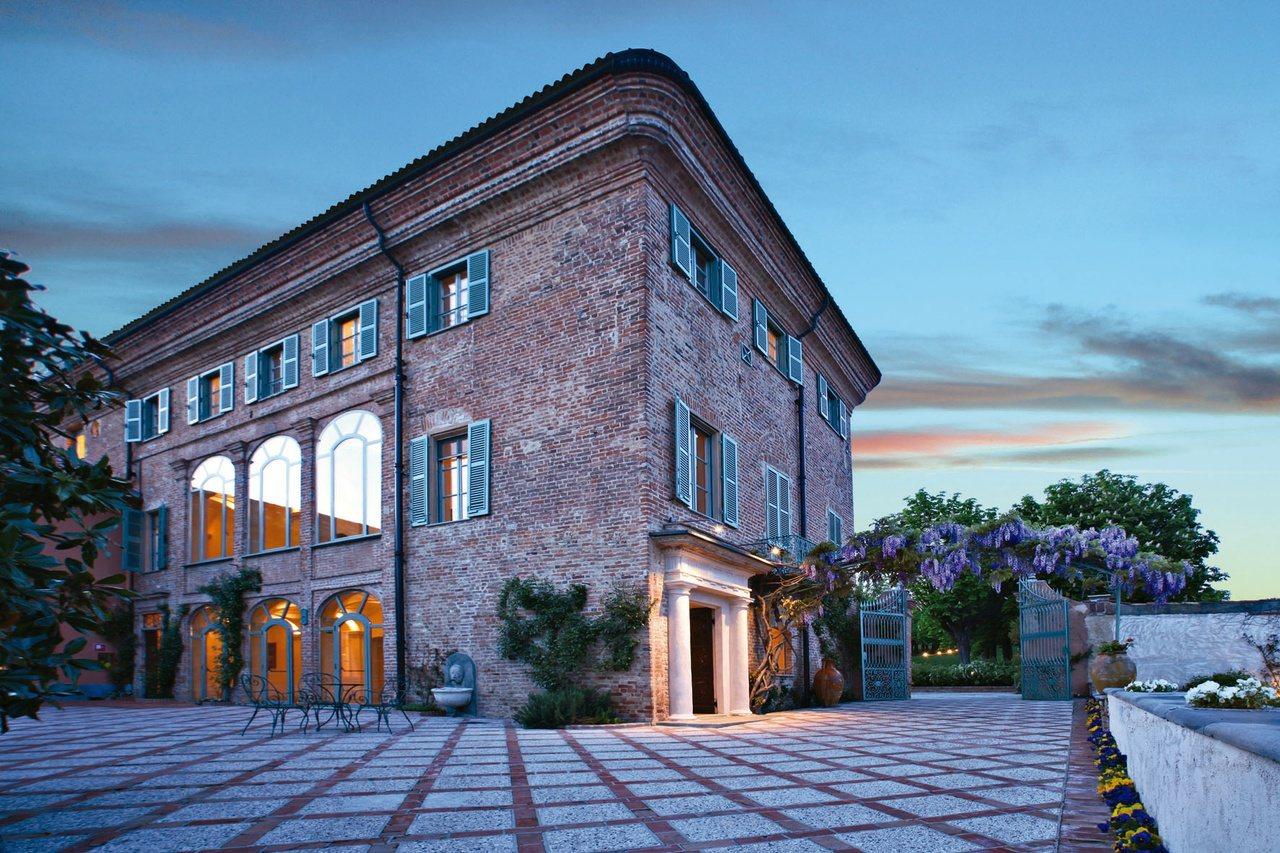 位於義大利阿斯蒂的聖莊酒店整體設計。 (雲朗集團提供)