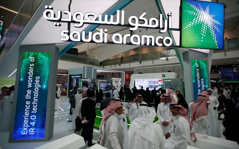 沙烏地阿拉伯國家石油公司(Saudi Aramco)計畫也到亞洲上市。  歐新社