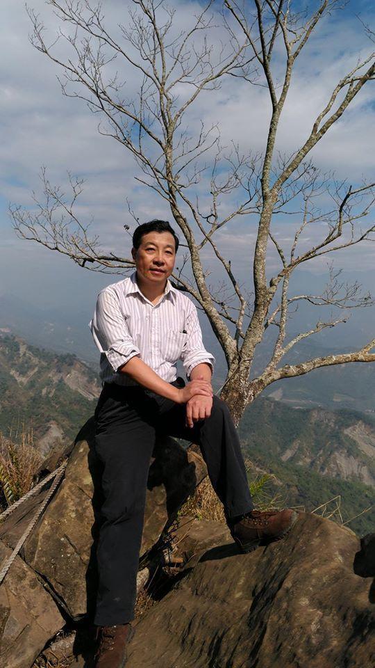 上個月中心肌梗塞去世的安南醫院精神科醫師唐心北。圖/取自臉書