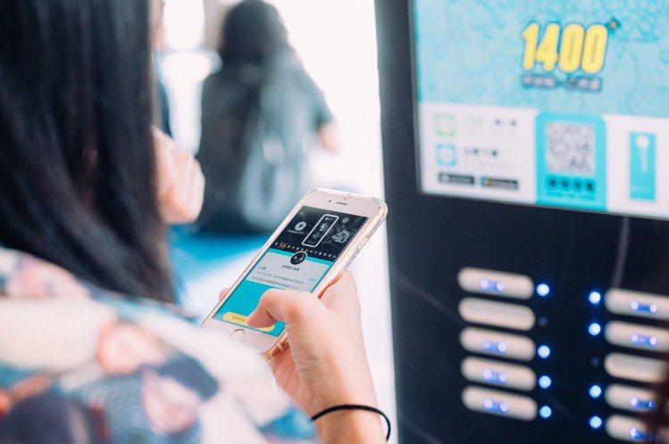 環球購物中心與共享行動電源服務供應商ChargeSPOT合作,全台七店提供行動電...