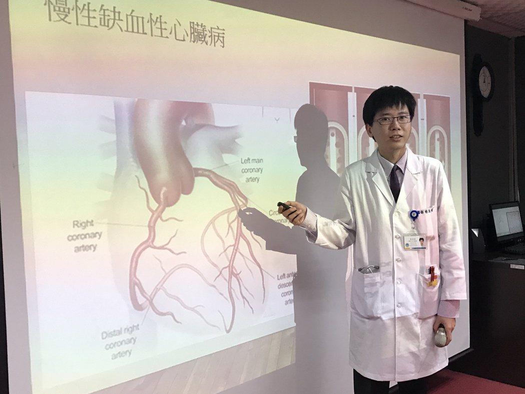 冬天是心臟疾病好發季節,衛福部基隆醫院最近收治病患明顯增加,治療心血管疾病應該吃...