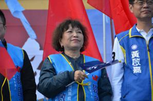 被點名為戰犯 <u>葉毓蘭</u>:國民黨不分區選得不錯
