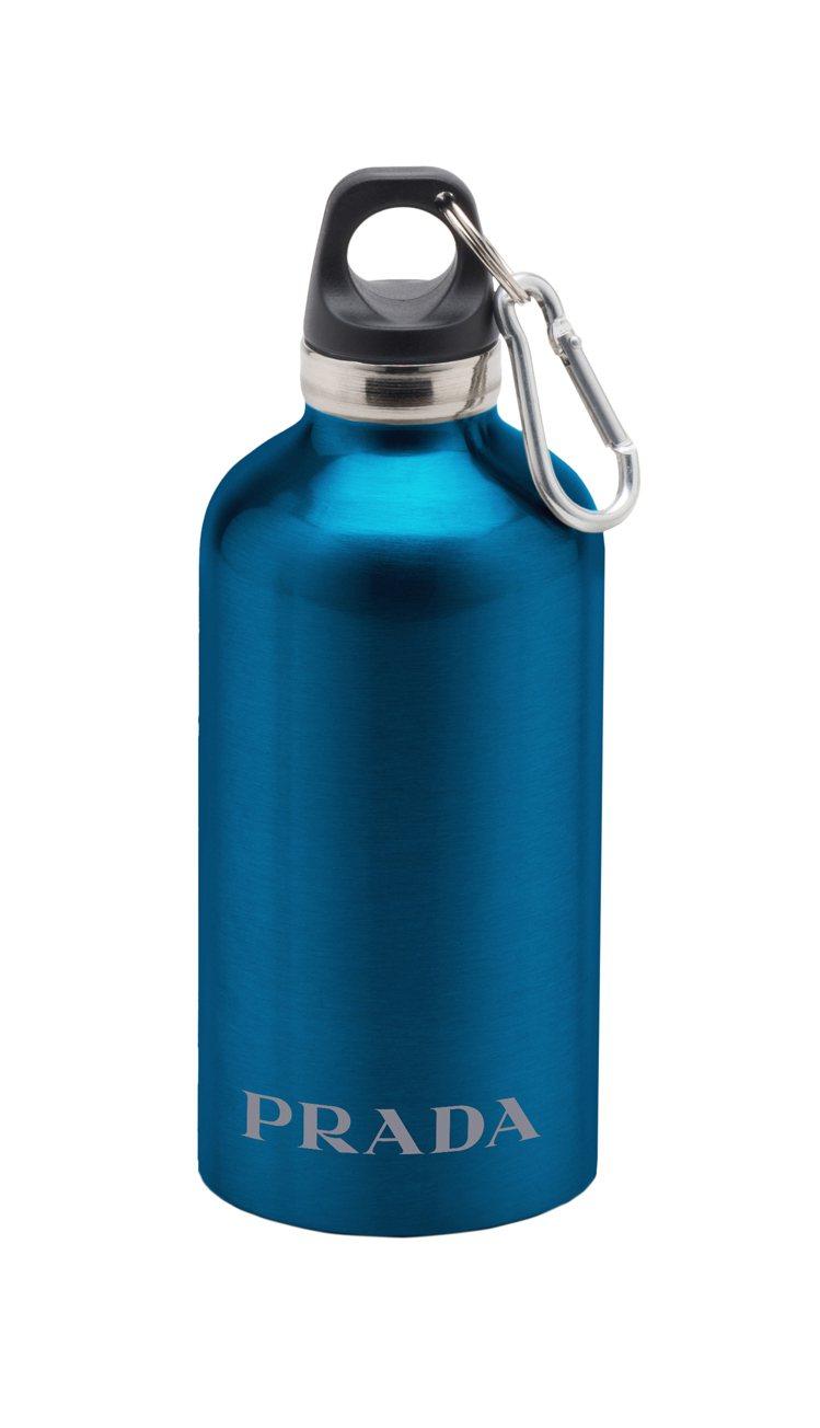 寶藍色保溫瓶(350ml),2,000元。圖/PRADA提供