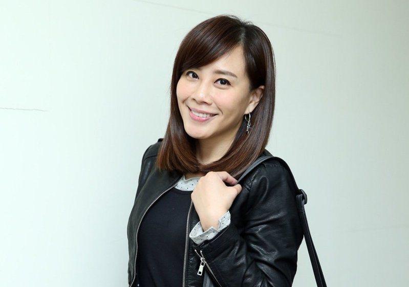 TVBS主播秦綾謙。 圖/聯合報系資料照