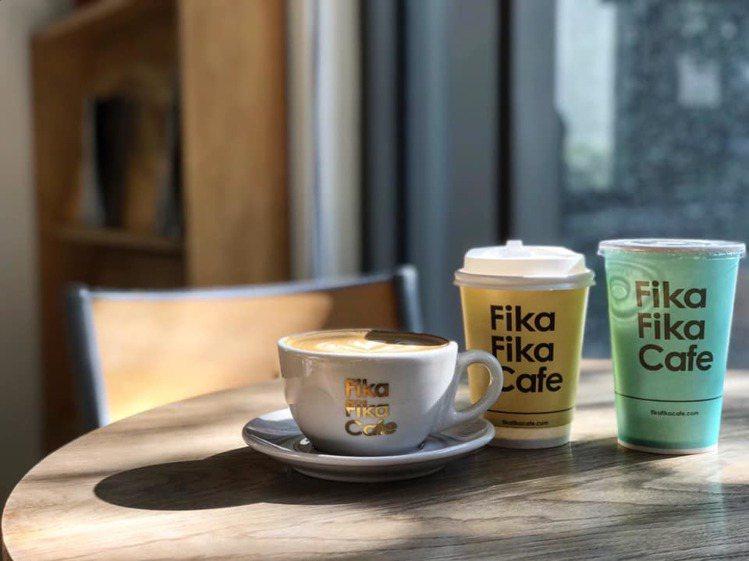 Fika Fika Cafe將於A13開設首間百貨分店。圖/取自Fika Fik...