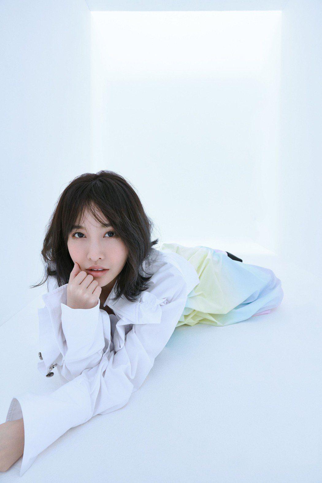 張若凡以直播主歌手發跡,歌聲獲老蕭、林宥嘉盛讚。圖/浪Live提供