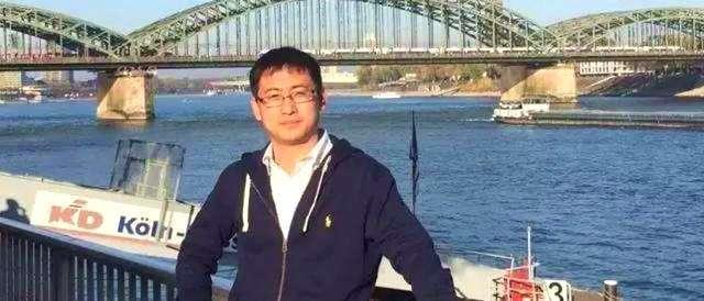 北大國際數學中心前博士生導師馮仁傑。(取自網路)