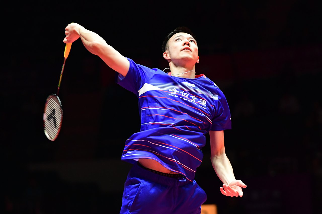 王子維。圖/Badminton Photo提供