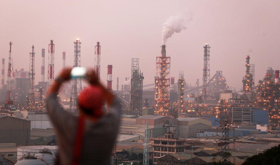 德國看守協會公布「二○二○年氣候變遷績效指標」,台灣排名幾乎敬陪末座,環保署表示無法接受。 圖/聯合報系資料照片