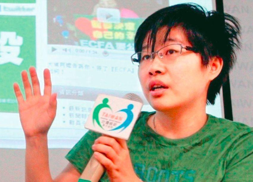 「卡神」楊蕙如涉嫌指揮網軍操作網路風向,遭台北地檢署起訴。 圖/聯合報系資料照片