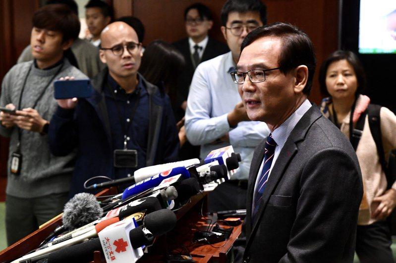 泛民:把握黃金時機設獨立調查委會 香港中國通訊社