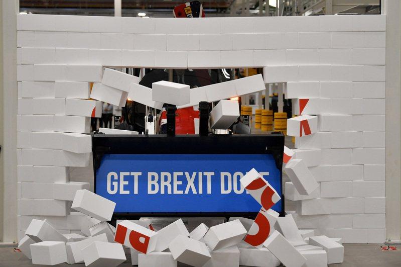 英國12日舉行國會大選,將是脫離歐盟過程中的關鍵時刻。 美聯社