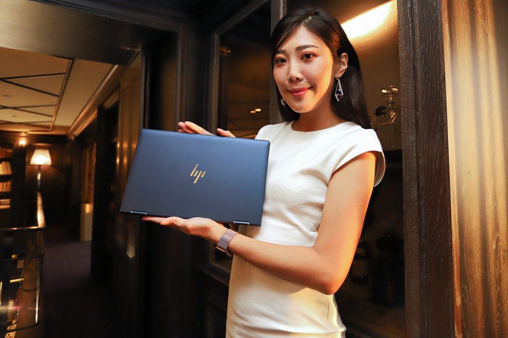 HP ELITE DragonFly通過英特爾雅典娜計畫認證,使用時間再到連網、...