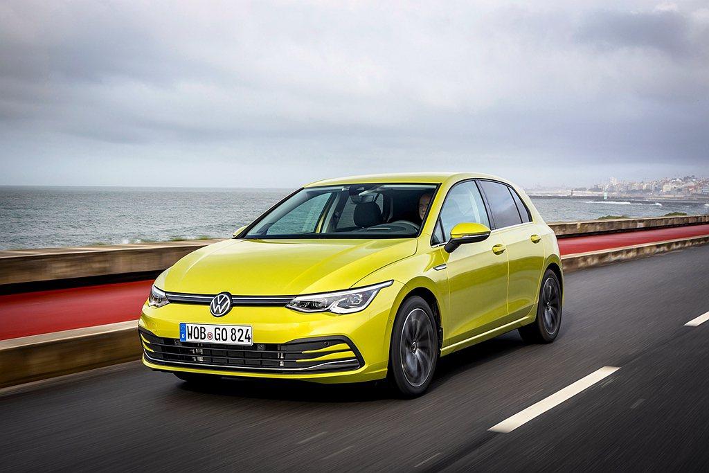 德國市場銷售的福斯Golf Life搭載1.5L TSI渦輪增壓引擎(130ps...