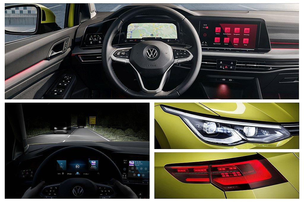 稍晚才到貨的入門車型,則將Car2X行車互聯警示系統、車道偏移警示與維持輔助系統...