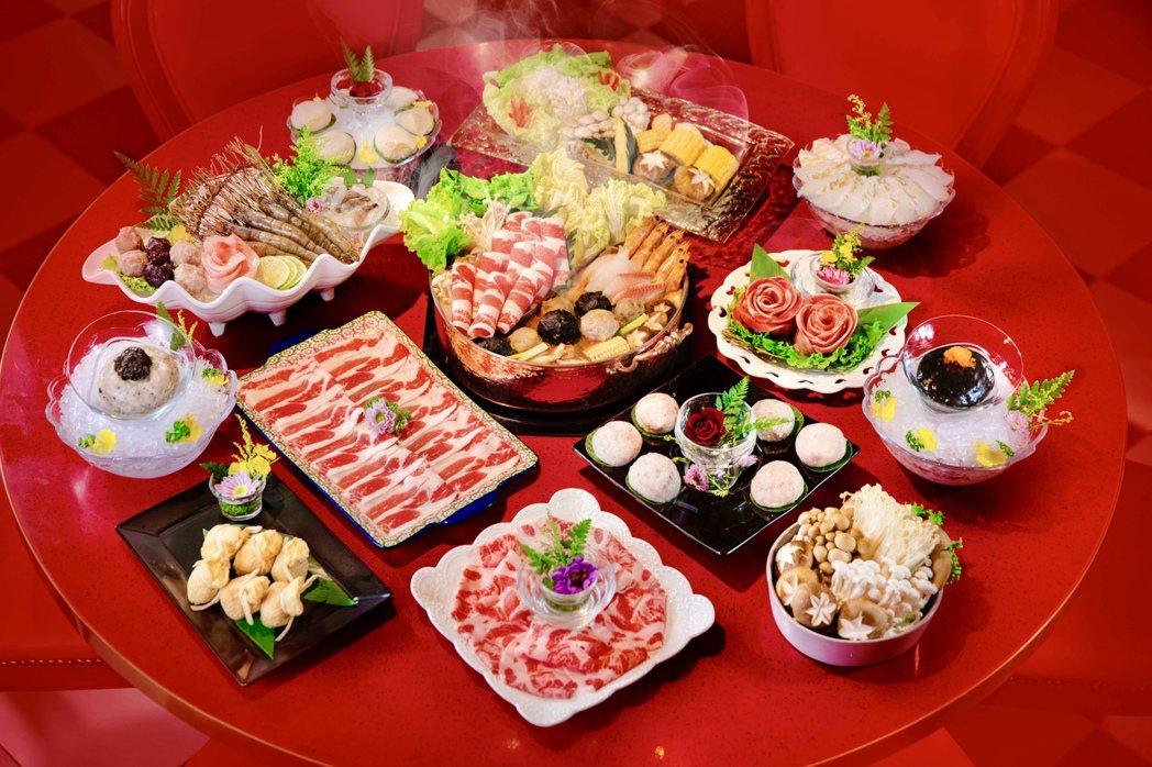 Thai J鍋物-台中首家概念店,以多種異國風味鍋物與套餐著名。Thai J/提...