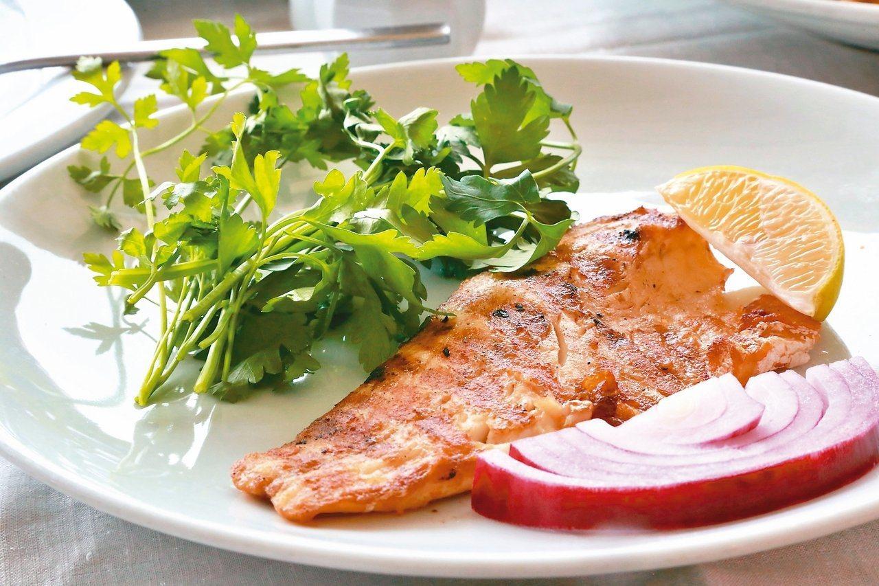 黑海地區相當多魚類美食。 圖/魏妤庭攝影