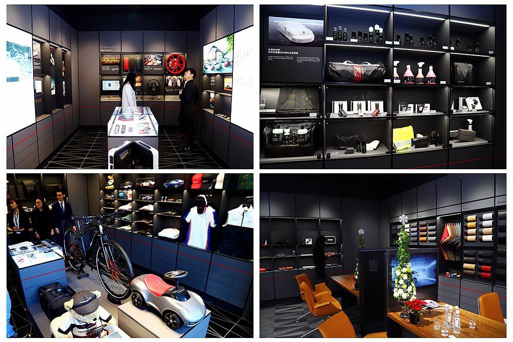 Porsche Studio規劃了「E-Performance」、「Porsch...
