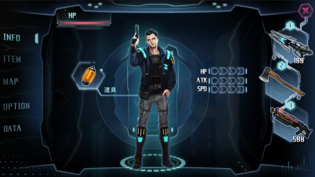 遊戲中玩家可將喜歡的武器放置到快捷鍵上,以便戰鬥時快速切換