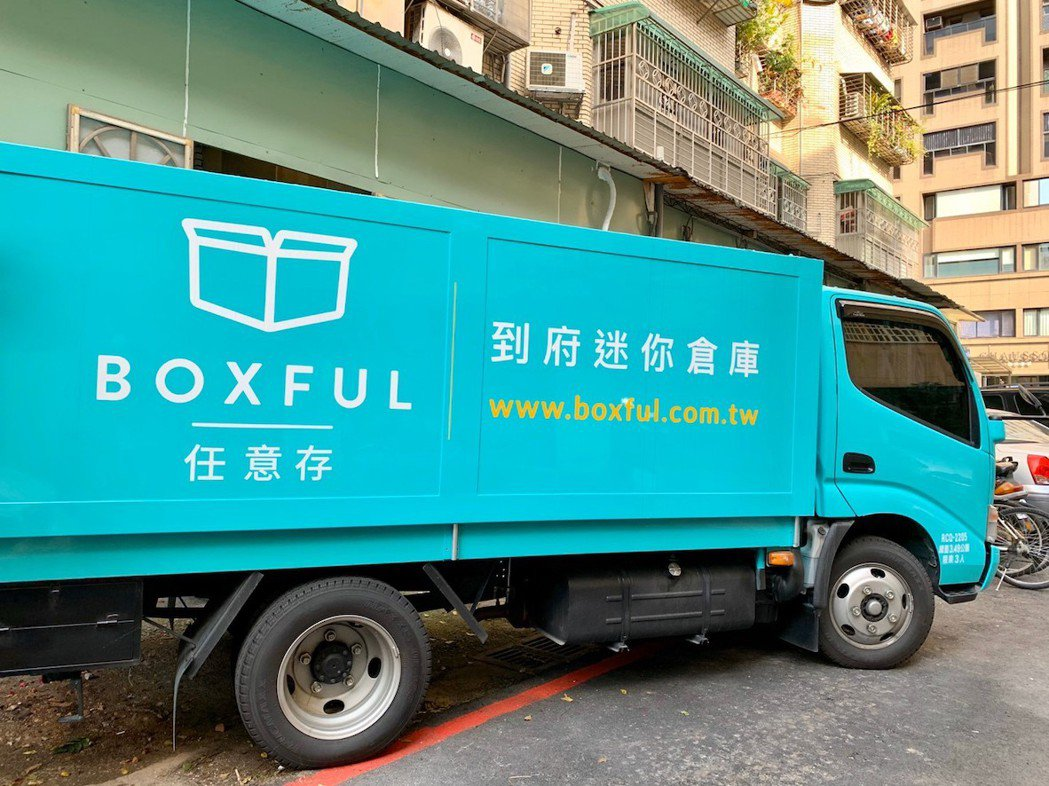Boxful任意倉整合物流和倉儲服務,透過空間轉移模式降低儲存成本。 BOXFU...