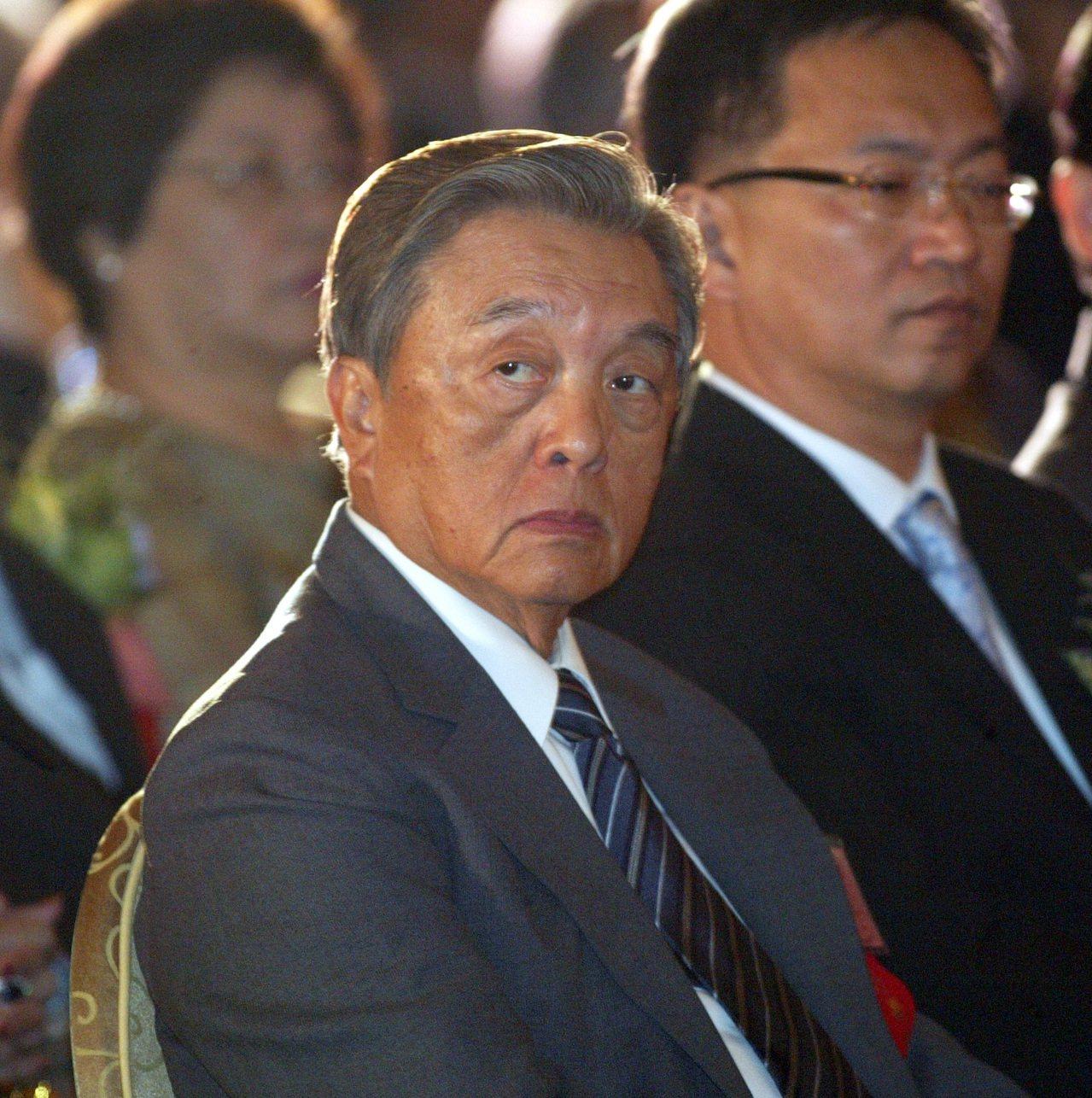 台大名譽教授陳楷模過世,將於12月17日舉行告別式。本報資料照片