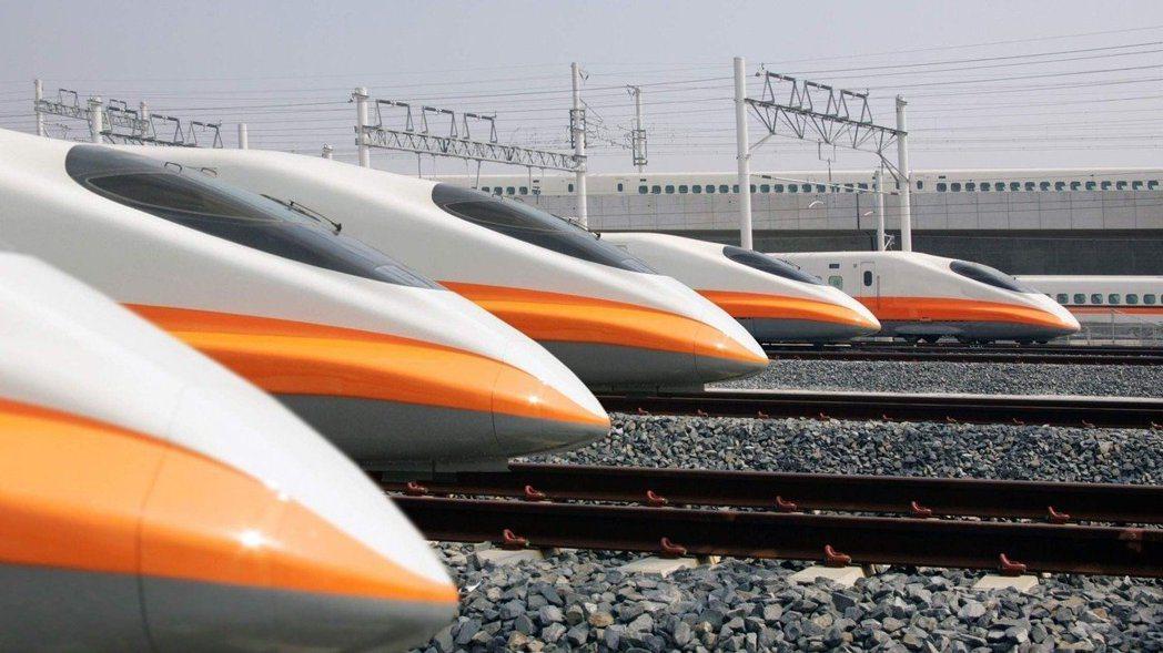 總統大選將至,台灣高鐵公司今天宣布選舉疏運期間加開54班次。聯合報系資料照