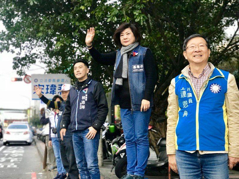宋瑋莉表示,應由公投方式讓市民決定。圖/宋瑋莉競選總部提供