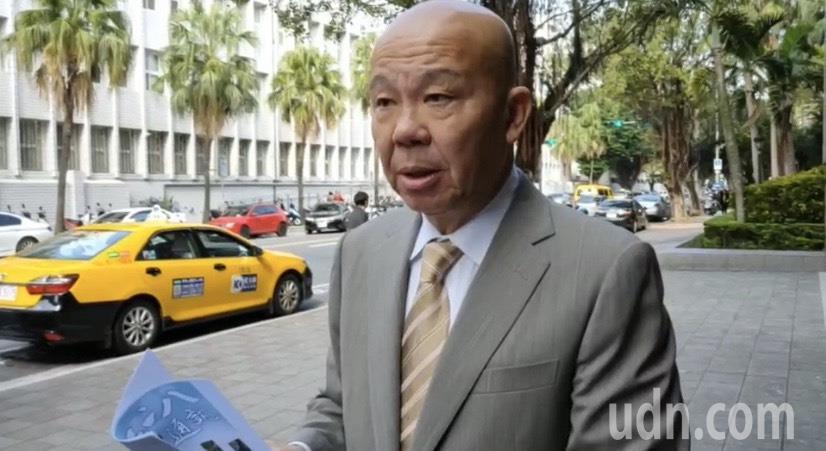 二二八國家紀念館首任館長廖繼斌,控告現任館長楊振隆涉誹謗罪。記者賴佩璇/攝影。
