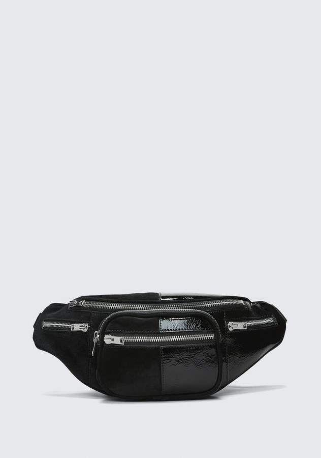 alexanderwang拼接attica腰包原價28,800元,5折價14,4...