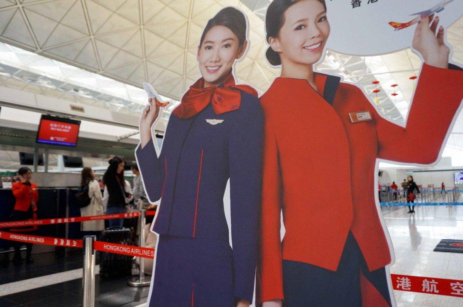 剛躲過「關門」危機的香港航空,為瞭解決財務危機燃眉之急,傳出恐將大舉裁員。國泰航空表示,若香港航空迫不得已需要裁員,國泰願意接收部分機師。本報資料照片