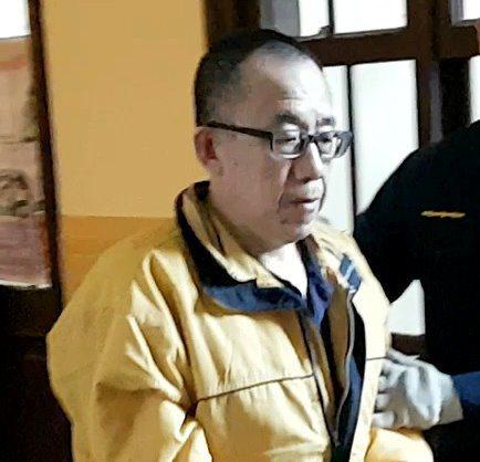 男子詹賢明勒斃在長榮航空擔任事務長的簡姓妻子,辯護律師稱這是「偶發事件」。記者王宏舜/攝影