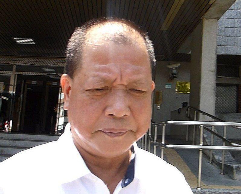 劉政池因「七七行館」案確定要入獄。圖/本報資料照片