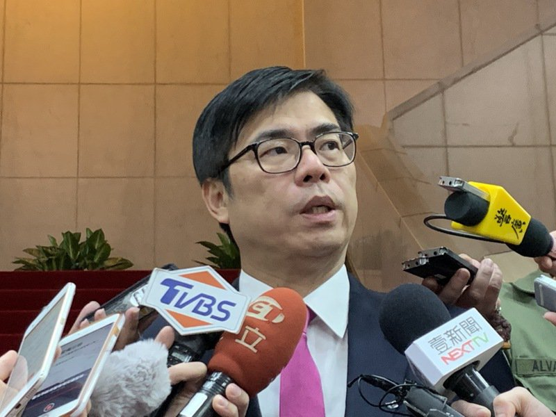 行政院副院長陳其邁。記者林河名/攝影