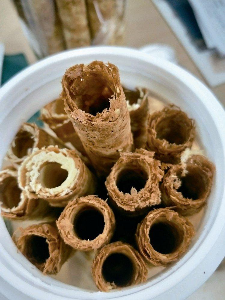 慶錩牧場添財黃金捲每罐原價320元,特價280元圖/SOGO提供