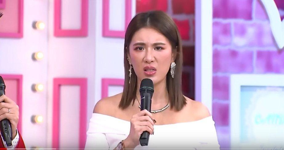 小禎曾在節目中分享小三招數。圖/東森提供