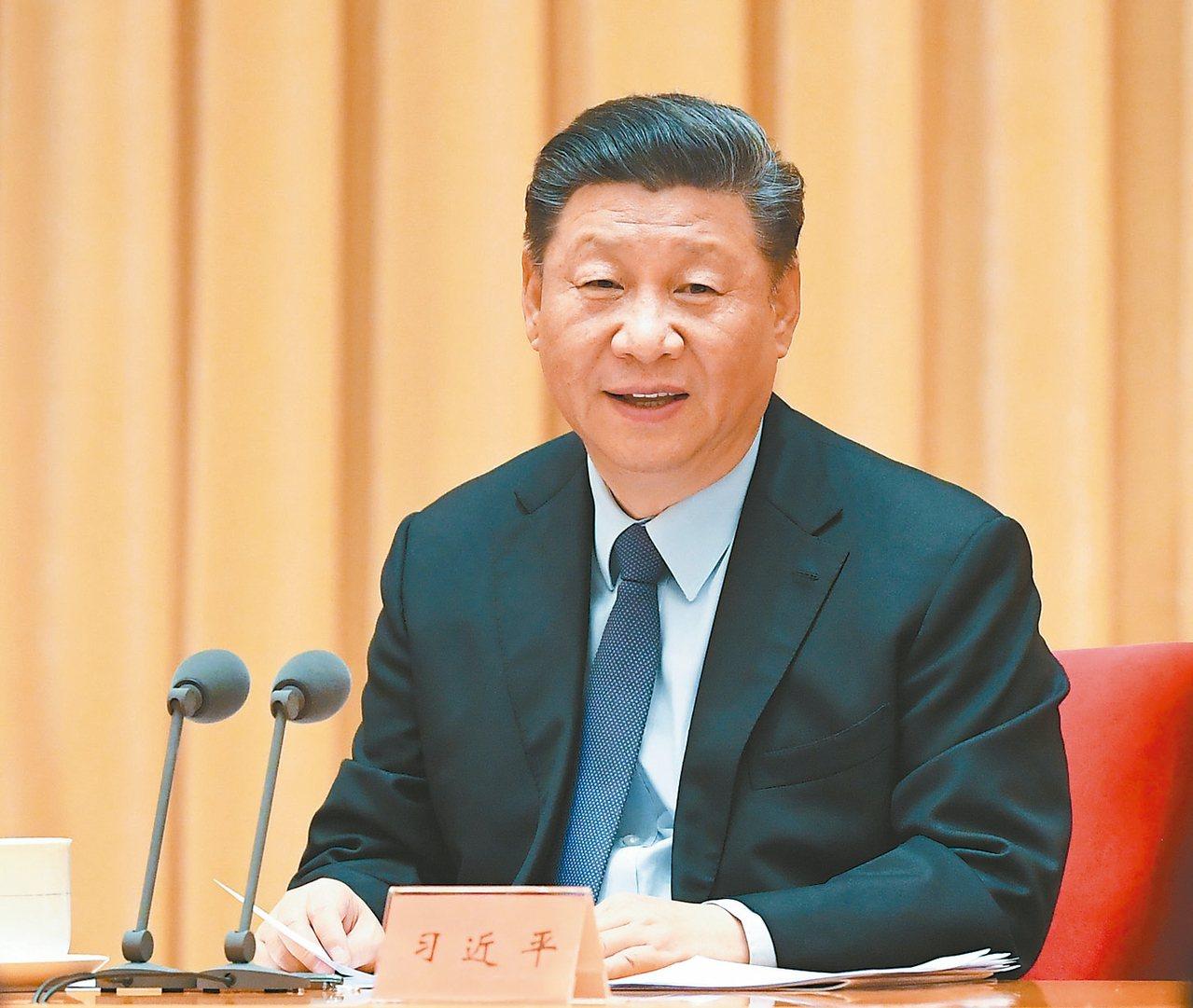 中共總書記習近平在「中央經濟工作會議」上分析當前大陸經濟形勢,部署明年經濟工作。...