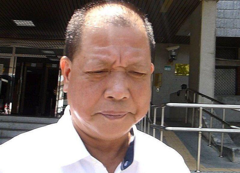 劉政池因「七七行館」案確定要入獄。圖/聯合報系資料照片