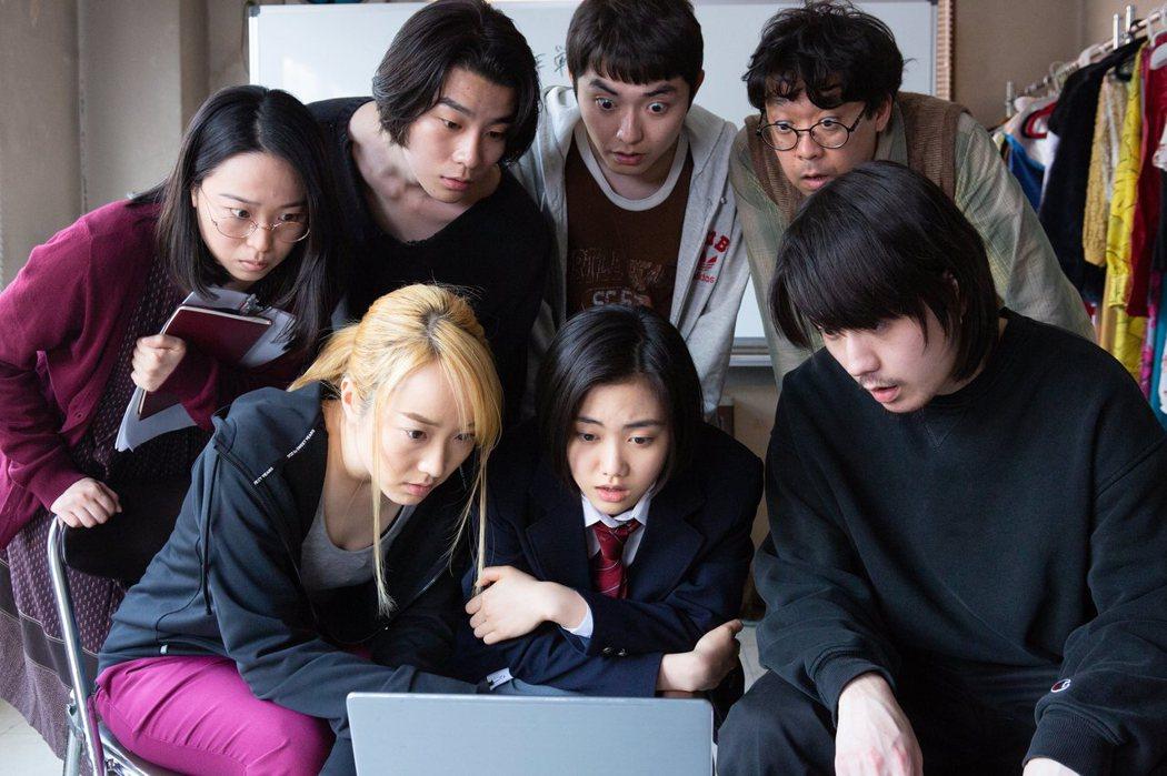 「特約經紀公司」12月6日上映。圖/華映提供