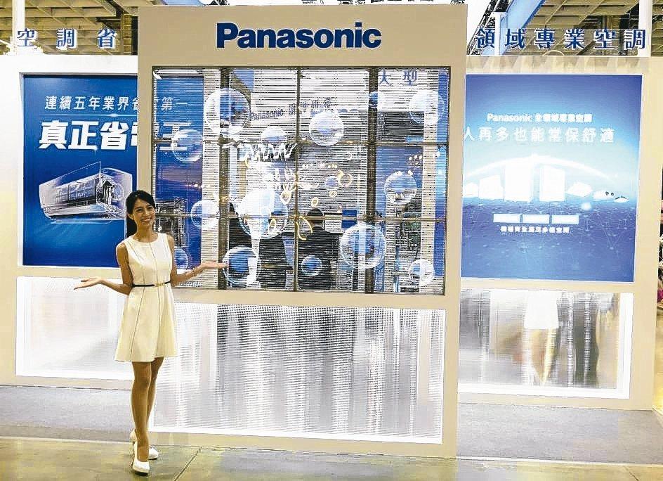 Panasonic提供全領域專業空調整合解決方案,展現全方位專業實力。 Pana...