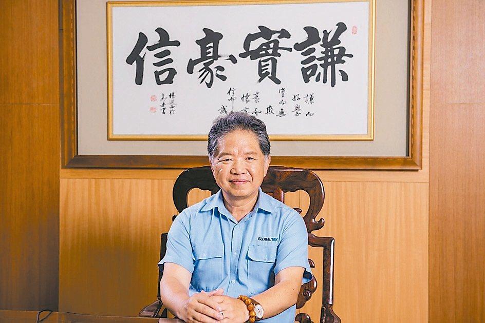 時碩董事長黃亞興