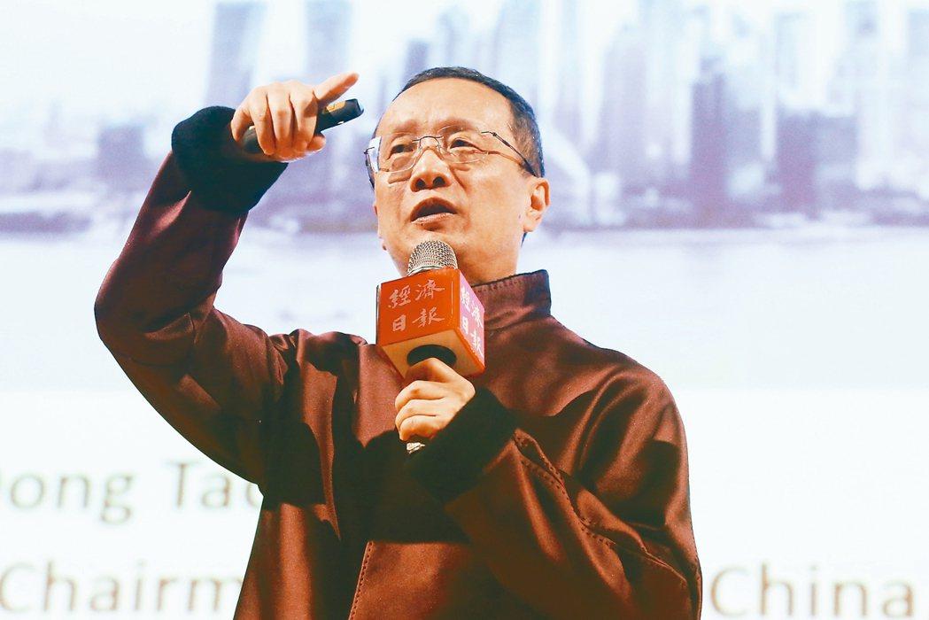 瑞士信貸私人銀行亞太區副主席陶冬 記者林俊良/攝影