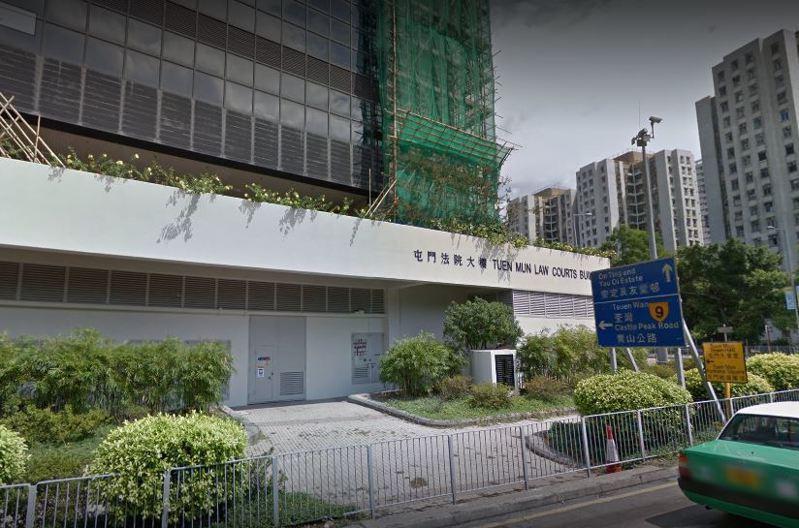 屯門裁判法院少年法庭判處女童12個月感化令。圖翻攝自Google地圖